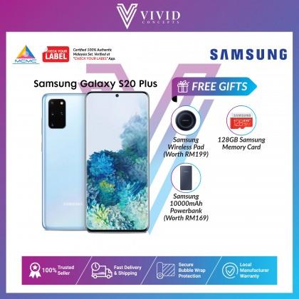 Samsung Galaxy S20 Plus [8GB+128GB]