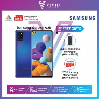 Samsung Galaxy A21S [6GB+64GB]