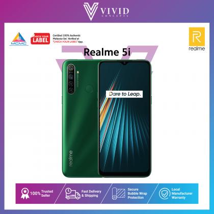 realme 5i [4GB+64GB] - 1 Year realme Malaysia Warranty