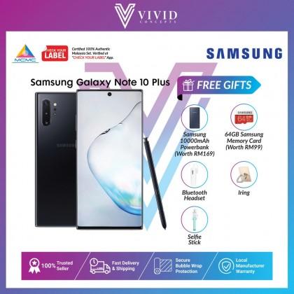 Samsung Galaxy Note 10 Plus [12GB+256GB]