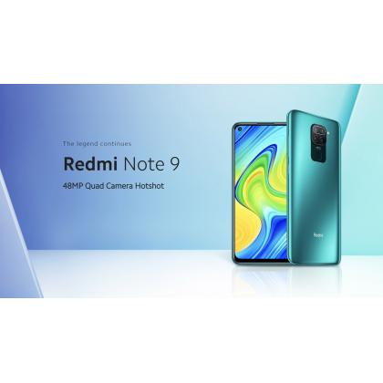 [MY SET] Xiaomi Redmi Note 9 [4GB+128GB]