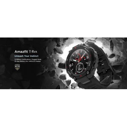 Amazfit T-Rex - 1 Year Warranty by Amazfit Malaysia