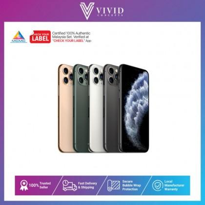 [MY SET] Apple iPhone 11 Pro Max [64GB/128GB/256GB]