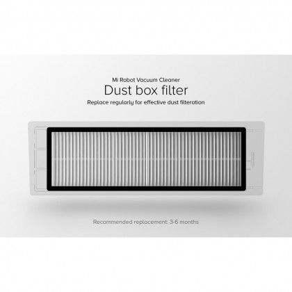 Xiaomi Mi Robot Vacuum Cleaner - Dust Filter