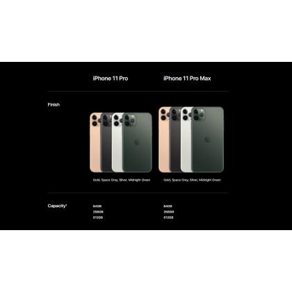 [MY SET] Apple iPhone 11 Pro [64GB/256GB/512GB]