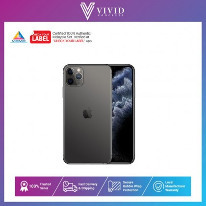 [MY SET] Apple iPhone 11 Pro 256GB