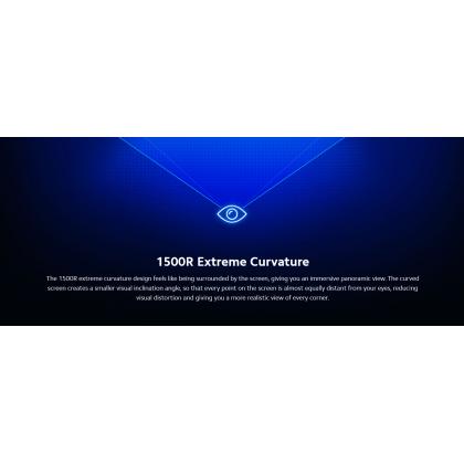 Xiaomi MI Curved Gaming Monitor 34inch