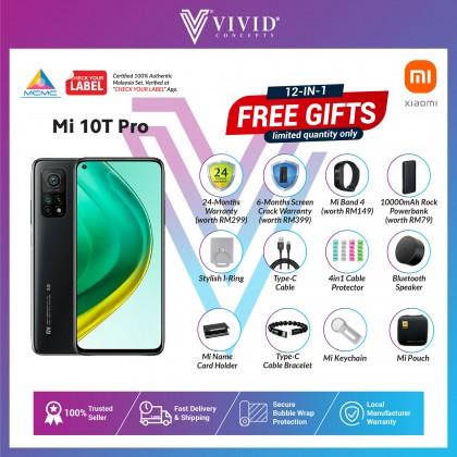 Xiaomi Mi 10T Pro 5G 108MP Exclusive Free Gifts!! [8GB+256GB]
