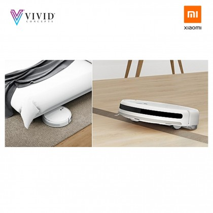 Xiaomi MIJIA Robot Vacuum-Mop Essential G1 Cleaner MJSTG1 for Home 2200PA Suction Planned Path Sweep Vacuum Wet Mopping