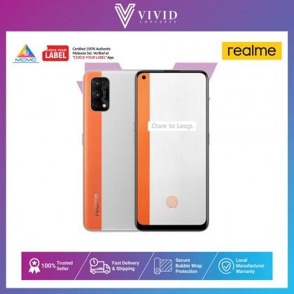 [MY SET] realme 7 Pro Smartphone [8GB+128GB]  - 65W SuperDart Charge,64MP Quad Super AMOLED Full screen