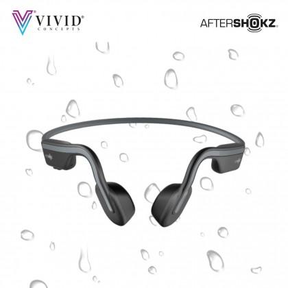 AfterShokz OpenMove Bone Conduction Open-Ear Wireless Headphones