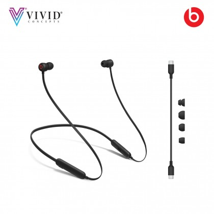 Beats Flex Powerful Bass Magnetic Auto Play W1 Chip 12 Hours Battery Nitinol Bluetooth Wireless In-Ear Earphones