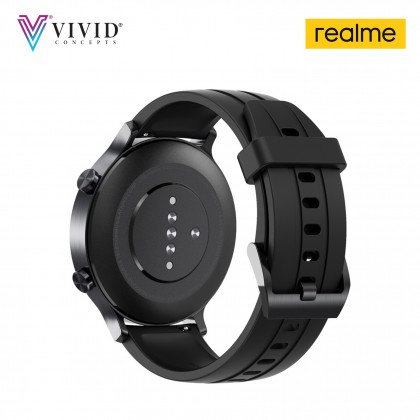 realme Watch S - Heart Rate & Blood oxygen Monitor   15- Days Battery Life
