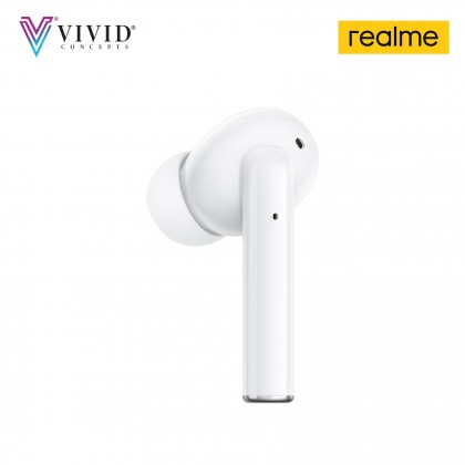 realme Buds Air Pro Active Noise cancellation 25hrs Total Playback - White