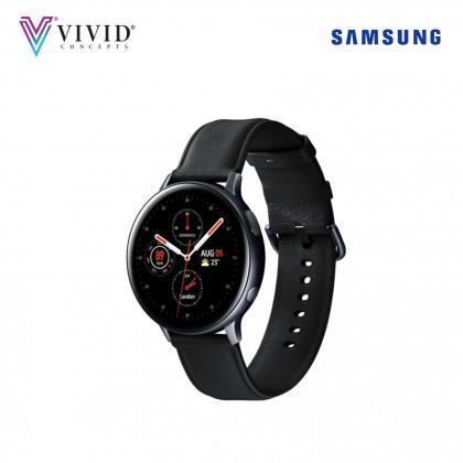 Samsung Galaxy Watch Active2 Stainless Steel 44mm - Black