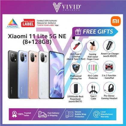 [MY SET] Xiaomi Mi 11 Lite/11lite 5G NE [8GB+256/128GB] Mi 11 ,Mi11 lite , xiaomi mi11 90Hz refresh rate,