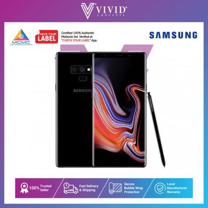 Samsung Galaxy Note 9 Smartphone [6GB+128GB] 1 Year Warranty By Samsung Malaysia