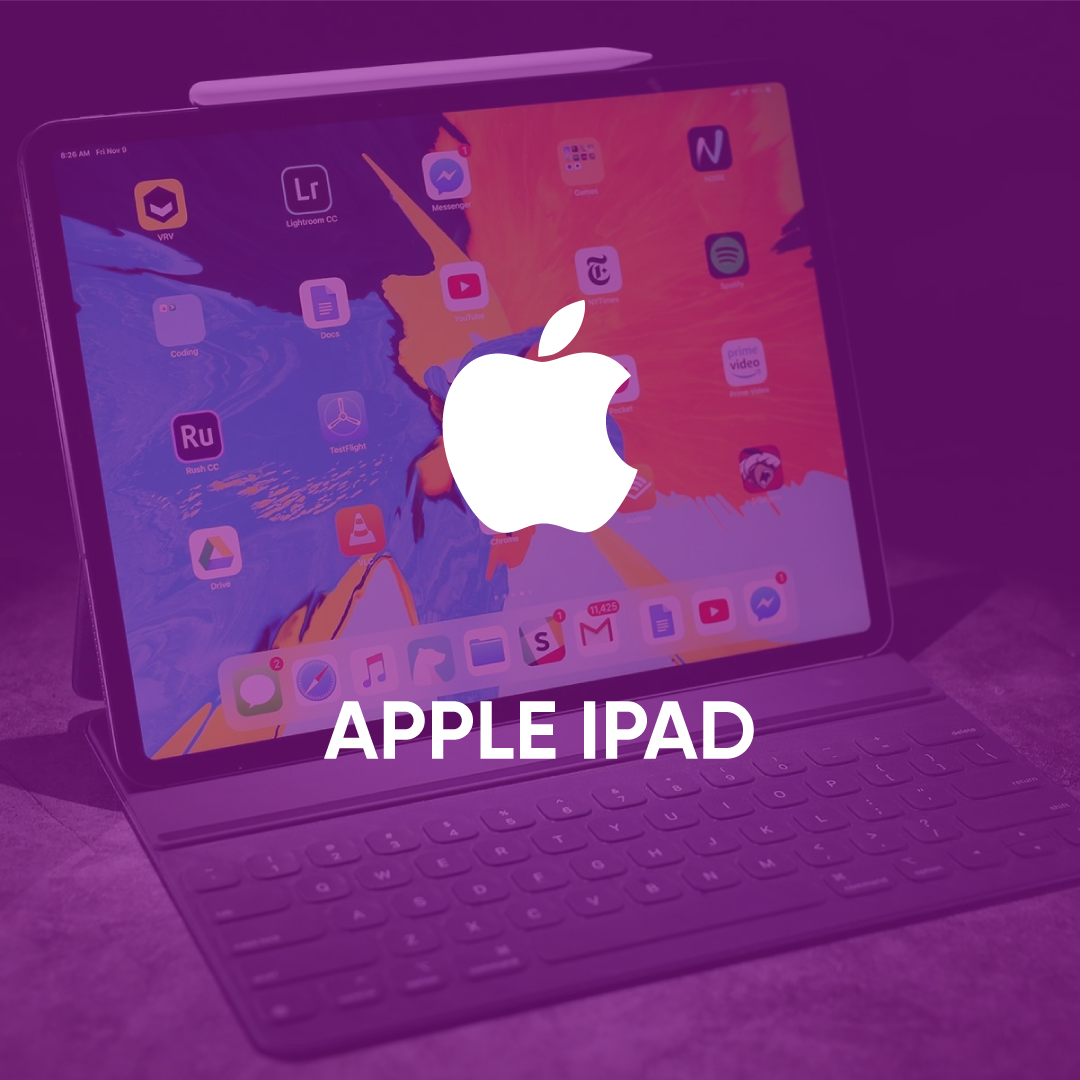 Apple iPad.